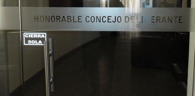 El viernes sesiona el Concejo Deliberante de Gonzales Chaves