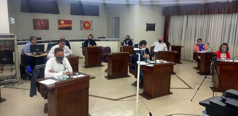 Temas tratados en la 3era Sesión Ordinaria
