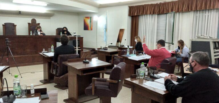 Jueves 13 sesiona el Concejo Deliberante