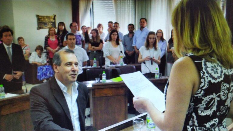 Profundo dolor por el fallecimiento del Concejal Eduardo Chiara