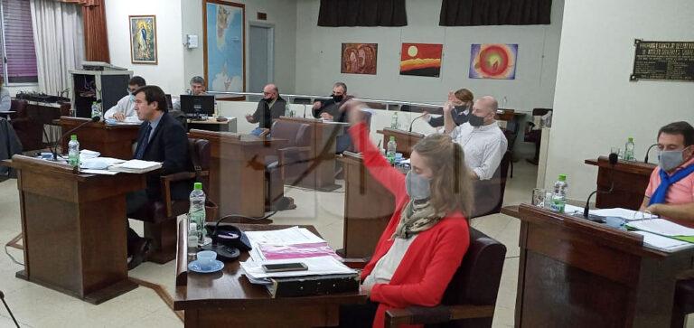 El jueves 10 sesionará el Concejo Deliberante
