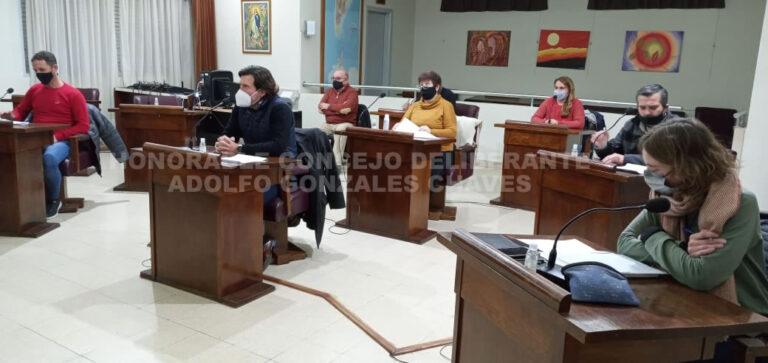 El HCD sesionará en De la Garma.